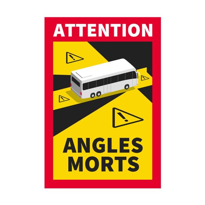 Magnes martwe pole ANGLES MORTS BUS 1 sztuka