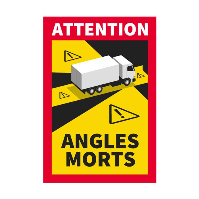 Magnes martwe pole ANGLES MORTS TIR 1 sztuka